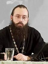 Priest Valery Dukhanin