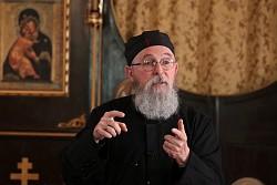 Guest lecturer, Archpriest Stephen Freeman