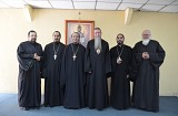 Monastic Community with Archbishop Kyrill