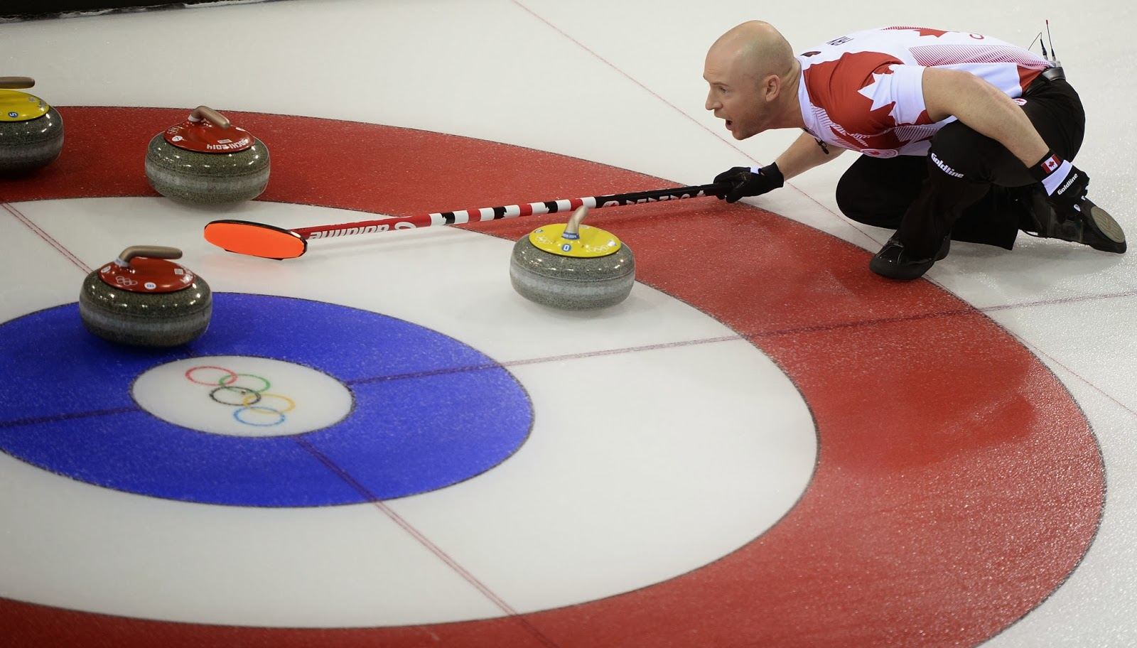 Curling Stone Sales  Kevin Martin Curling